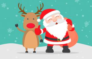 Kalėdinis priminimas gyventojams